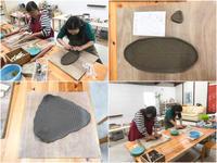 本日の陶芸教室 Vol.696 - 陶工房スタジオ ル・ポット