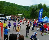 乗鞍・天空マラソンが開催されました~!! - 乗鞍高原カフェ&バー スプリングバンクの日記②