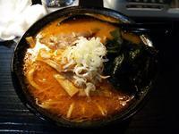 千歳の焼肉丸福さんで味噌ラーメン(千歳市清水町:2017年89杯目) - eihoのブログ