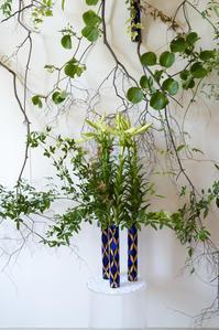 花と器のハーモニー2017 ~横浜市イギリス館~ - 光の贈りもの