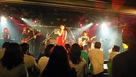 友達のライブに行きました~ - NAGYの生活