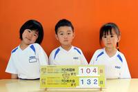 えひめ国体まで104日(すみれ) - 慶応幼稚園ブログ【未来の子どもたちへ ~Dream Can Do!Reality Can Do!!~】