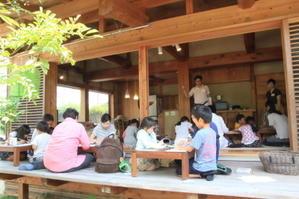 報告 6/18色鉛筆画家「森口せんせい」に教わる色鉛筆教室♪ - おやこで森の時間