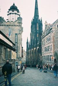 <転載> 2004 スコットランド記 ③エディンバラと言えば、お城だけじゃないんだけど(2日目) - アマミツル空の色は Ⅱ