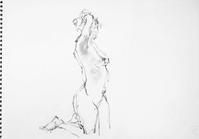 『 Gallery tanasita 17 』 開設 60 - 『Gallery tanasita 1735』croquis・drawing・dessin・ sketch