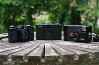 Chinon Bellami / Lomo LC-A / Rollei A26 目測ピントの35mm単焦点コンパクトカメラの使い方を考える - 写像的空間