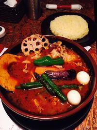 スープカレーとミスチル☆ - Mi-Rinのおいしいもの日記