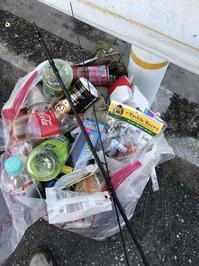 心の洗濯 福岡市御笠川のゴミ拾い - あの日のバッタが笑っている