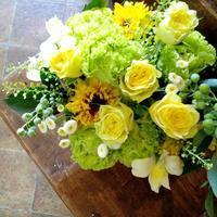 父の日です! - [花灯-hanabi-] 栃木県宇都宮市の花屋です