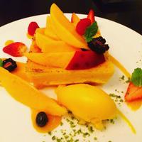 【カフェ記録】マンゴー好きとフレンチトースト好きは四の五の言わずに行っておけ@東京ステーションホテル - 見たことのない種、育てます