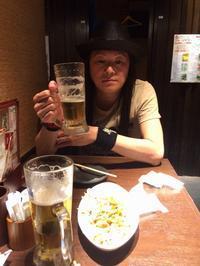 志木駅前とりいちず~文蔵で残りの一升瓶を空ける - RÖUTE・G DRIVE AFTER DEATH