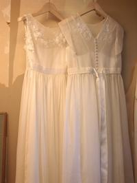 May&Juneオートクチュールウェディングドレスのサンプルが届きました! - FASHIONSCAPE-TOWNSCAPE