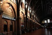 コペンハーゲン中央駅 - 一瞬をみつめて