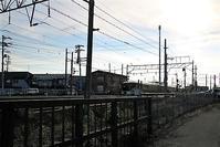 藤田八束の鉄道写真@青森でクルーズトレイン四季島にご対面・・・千刈小学校前踏切にて - 藤田八束の日記