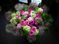 ライブをされるJUJUさんへの楽屋花。北海きたえーるにお届け。2017/06/18。 - 札幌 花屋 meLL flowers