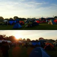 キャンプ - NATURALLY