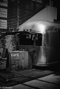 Mobile Cafe - Gomazo's slow life - take it easy