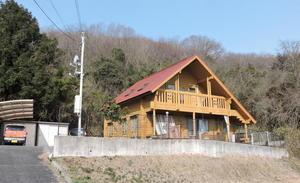 兵庫県 三木市 ログハウスで田舎暮らし №022 - 兵庫県田舎暮らし