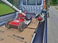 兼業農家の草刈り作業を実施 - 浦佐地域づくり協議会のブログ