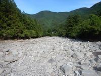 水のない川 - 第3の釣り