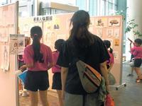 第3回人物スケッチ展が終了いたしました。 - プチ撮り福岡そしてスケッチ 博多人物スケッチ会