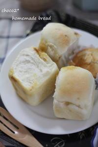 *りんご酵母 キャラチョコちぎりパン* - ちょこちょこ*homemade Life