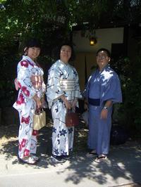 香港からご家族さんで、楽しいひとときを。 - 京都嵐山 着物レンタル&着付け「遊月」