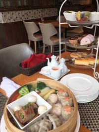 tcc Singaporean Cafe & Diner で High Tea  - mayumin blog 2