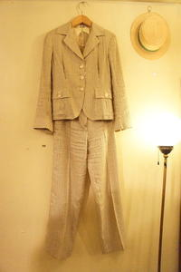 Pants suit set-up - carboots