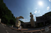 ルーブル彫刻美術館 -三重県津市- - びっと飴