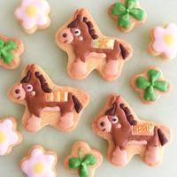 ◆ドロバンコのアイシングクッキー - まんなのお菓子工房