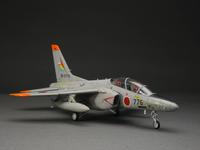 ハセガワ 1/72 川崎T-4 完成品 - DNF