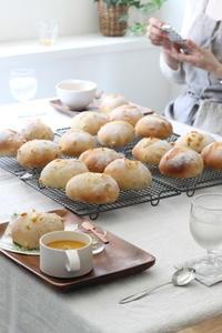週末のレッスン - パンとアイシングクッキー、マシュマロフォンダントの教室 launa