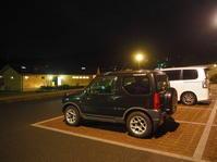 2017.04.07 うみえ〜る長浜で車中泊 - ジムニーとカプチーノ(A4とスカルペル)で旅に出よう
