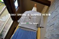 """2017 SPRING & SUMMER NEW Spiral's Select...6/19mon"" - SHOP ◆ The Spiralという館~カフェとインポート雑貨のある次世代型セレクトショップ~"