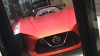 「日産コンセプトカー、GT-R(銀座ショールーム)」 - 株式会社エイコー 採用担当者のひとりごと