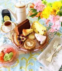 お菓子会レビュー チョコレートのシフォンケーキ - ころころまるしぇ