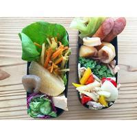 隼人瓜の中華炒めBENTO - Feeling Cuisine.com