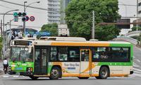 東京都交通局 S-N346 - FB=Favorite Bus
