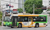 東京都交通局 S-K493 - FB=Favorite Bus