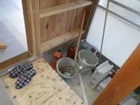 玄関調整:DIY - 名古屋市の不動産情報をお届けします。大丸屋不動産