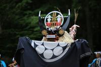 1169 上郷町日出神社のお祭り(2) - 四季彩空間遠野