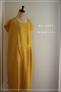 No. 1061 ワンピース(M-L) - sakamichi