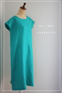 No. 1064 ワンピース(M-L) - sakamichi