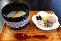 松江のお茶と晩ごはん - 満足満腹  お茶とごはん