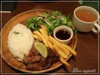 肉屋のビストロ @大阪/梅田 - Bon appetit!