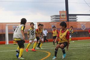 (6年生)コスモスさんと一緒にオレンジコート ステラタウンに行きました! - 大宮春岡FCスポーツ少年団☆★Game&TM★☆&etc