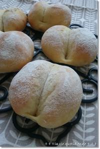 犯人は誰だ?証拠写真を突き止めた(笑) 王子の手形バッチリ白パン - 素敵な日々ログ+ la vie quotidienne +