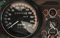TX650の二次減速比 - ドカポルGS