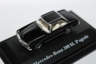 1/87 Schuco Mercedes-Benz 280SL Hardtop - 1/87 SCHUCO & 1/64 KYOSHO ミニカーコレクション byまさーる